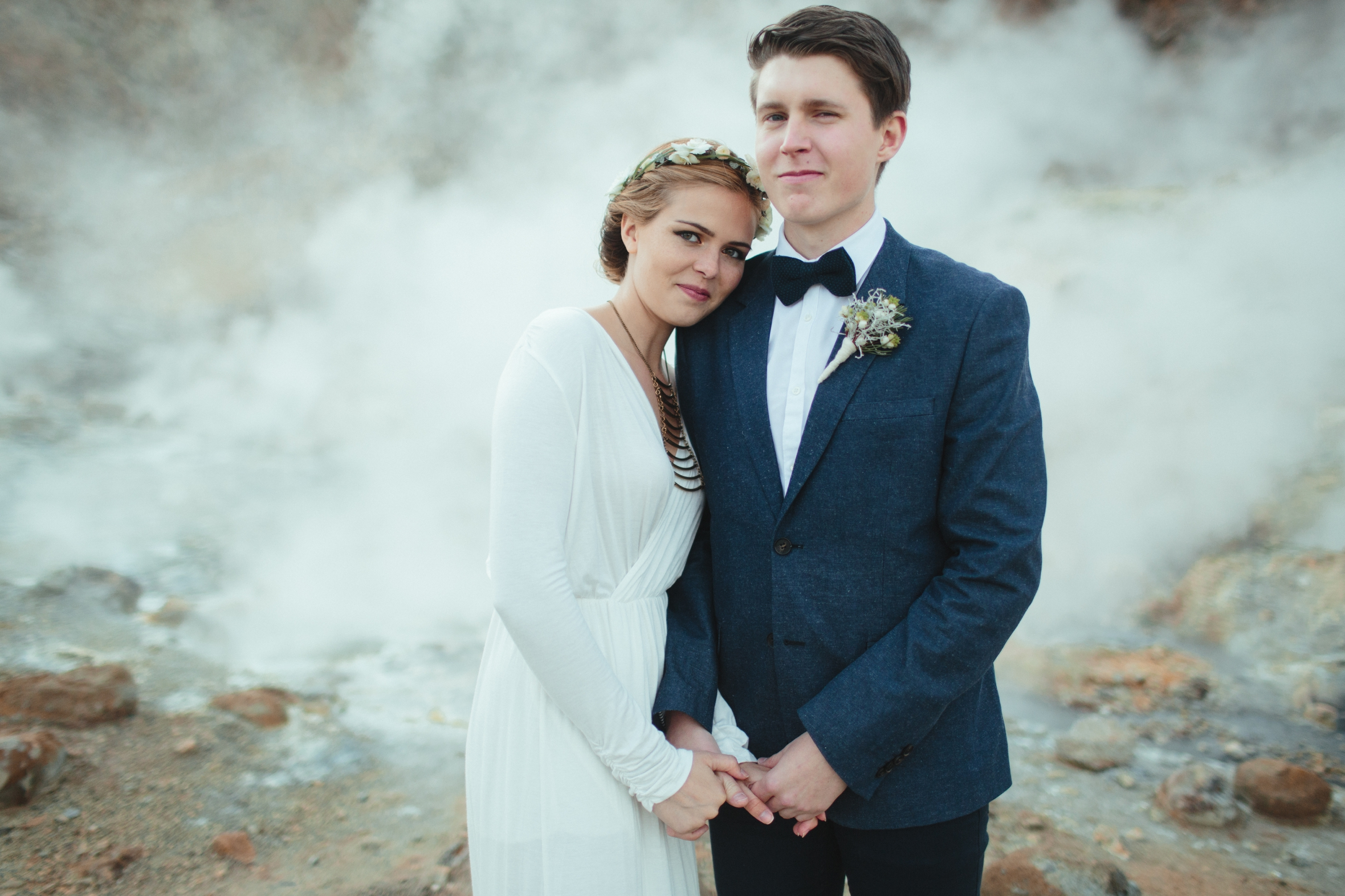 Southern Icelandic Elopement // Destination Wedding Photographer ...